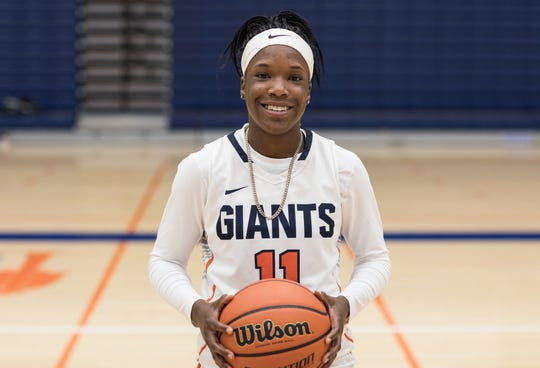 College of the Sequoias' sophomore Alaysia Reed was selected second-team All-State for the northern region by the California Community College Women's Basketball Coaches' Association.