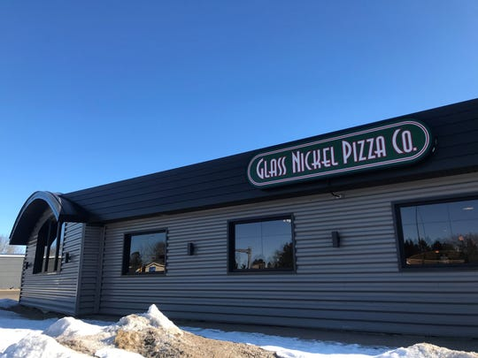 Glass Nickel Pizza in Rib Mountain is slated to open Monday, March 2, 2020. It is housed in the old Michael's Supper Club building along Rib Mountain Drive.