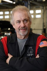 Rockland BOCES automotive technology teacher Frank Pipolo at the shop Feb. 27, 2020 in West Nyack.