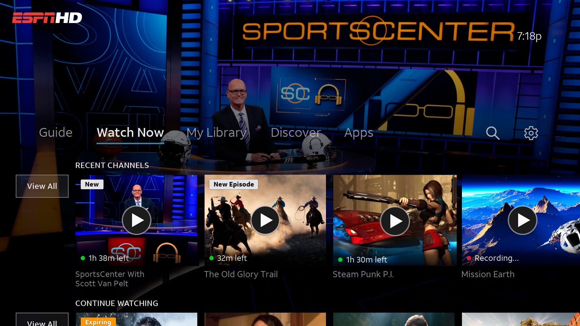 At T Tv Review Cord Cutting Service Lacks Polish Has Missing Content