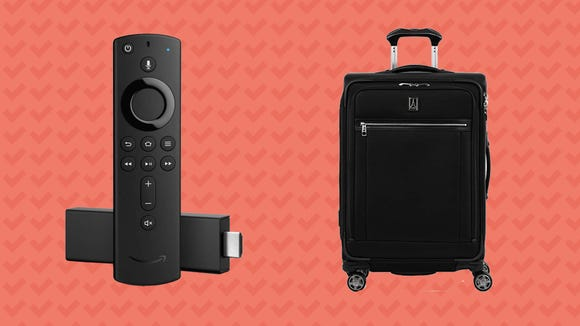 Save on Fire TV sticks, top-rated luggage, and more this Friday.