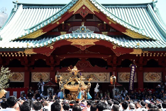 Kyoto, home to multiple shrines and temples, was on Susannah Darrow's now-canceled Japan itinerary, along with Tokyo and Osaka.