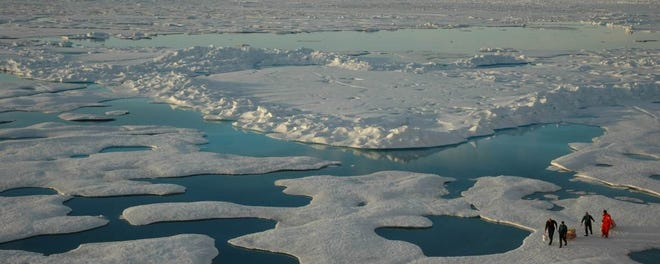 Summers may be ice-free in the Arctic as soon as 2034, a new study suggests.