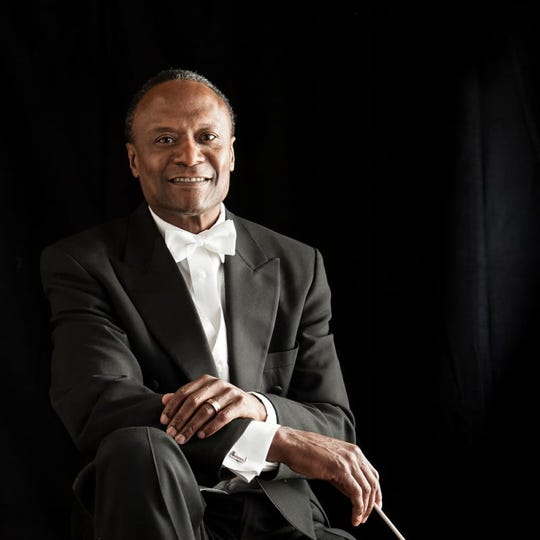 Thomas Wilkins, former resident conductor, will lead this weekend's Classical Roots performances by the DSO.