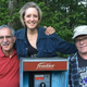 From left, Roger Rapoport, best actress award winner Deborah Staples and cinematographer Bruce Schermer in North Muskegon working on Coming Up For Air.