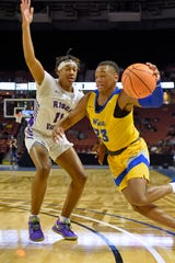 Wren played Ridge View in the Upper State Class AAAA boys basketball championship Friday, Feb. 28, 2020 at the Bon Secours Wellness Arena.