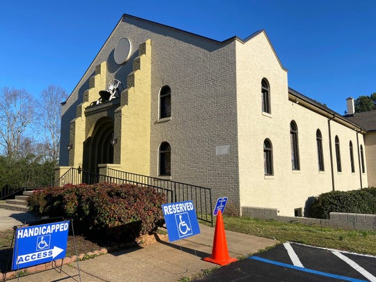 Pelzer's polling place has changed locations a couple of times recently. On Saturday, Feb. 29, 2020, voters casting ballots in the Democratic Presidential Preference Primary voted at the Alive Church main worship hall.