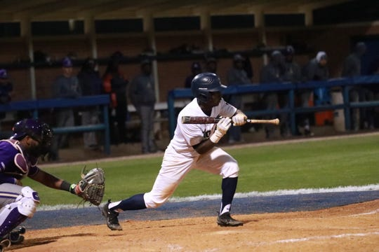 Jackson State won the first game of its series against Alcorn State on Friday night.