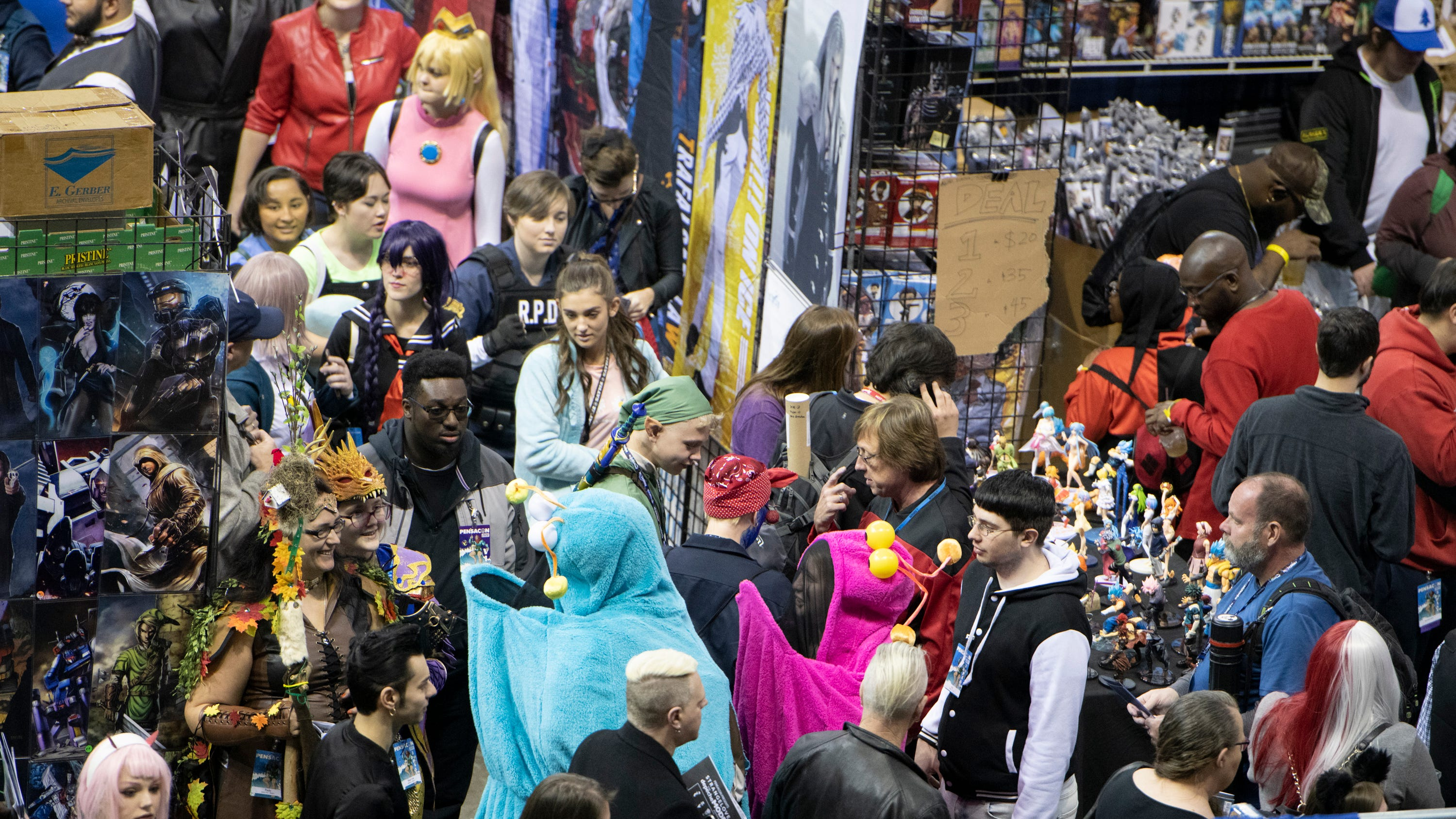 Pensacon rescheduled for May, face masks required