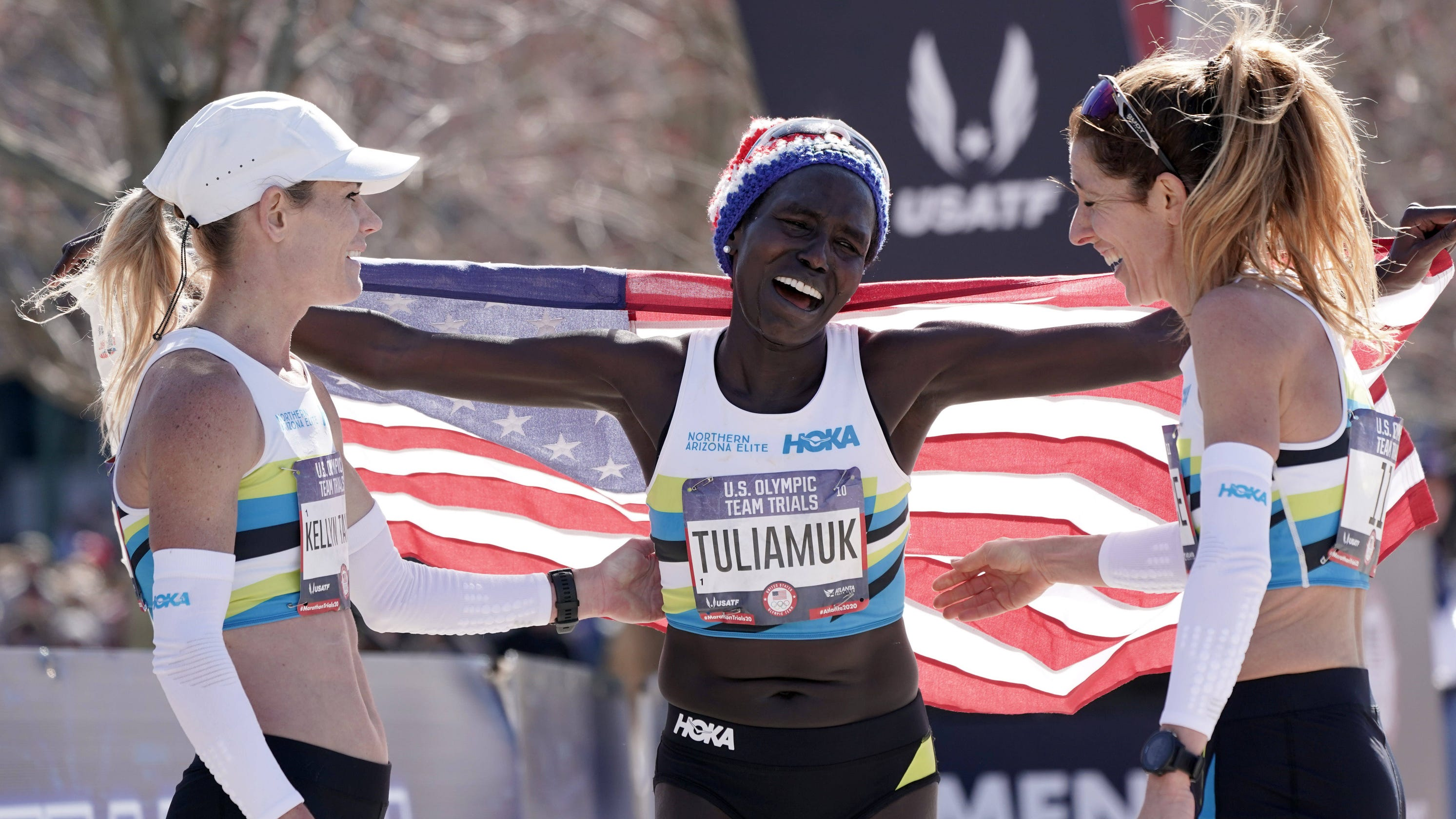 Image result for us olympic trials atlanta womens race