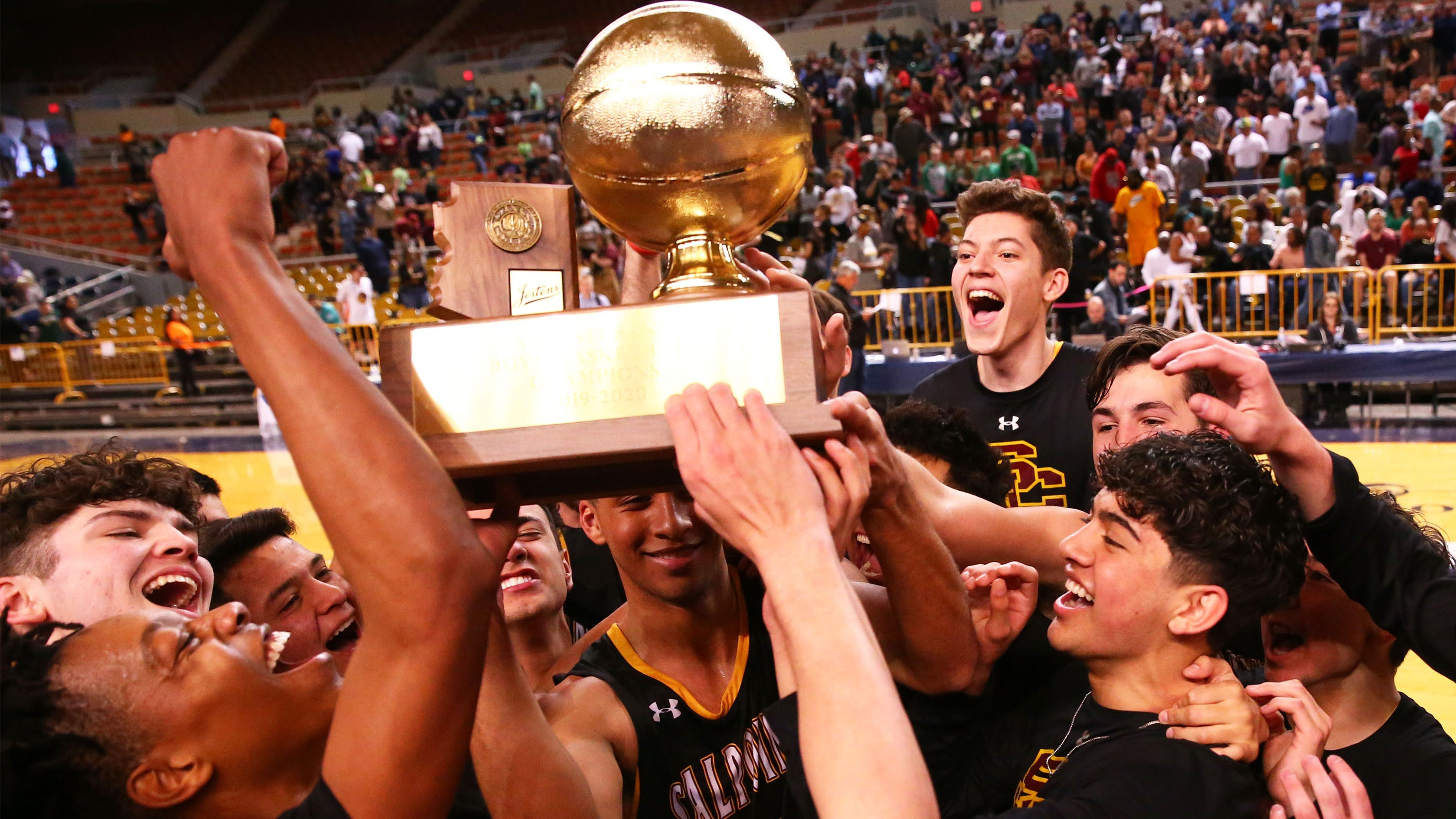 Arizona high school basketball championship games: Just two titles left to be decided