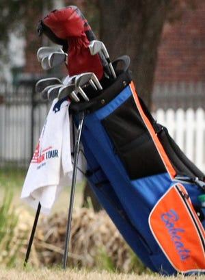 San Angelo Central golf file photo