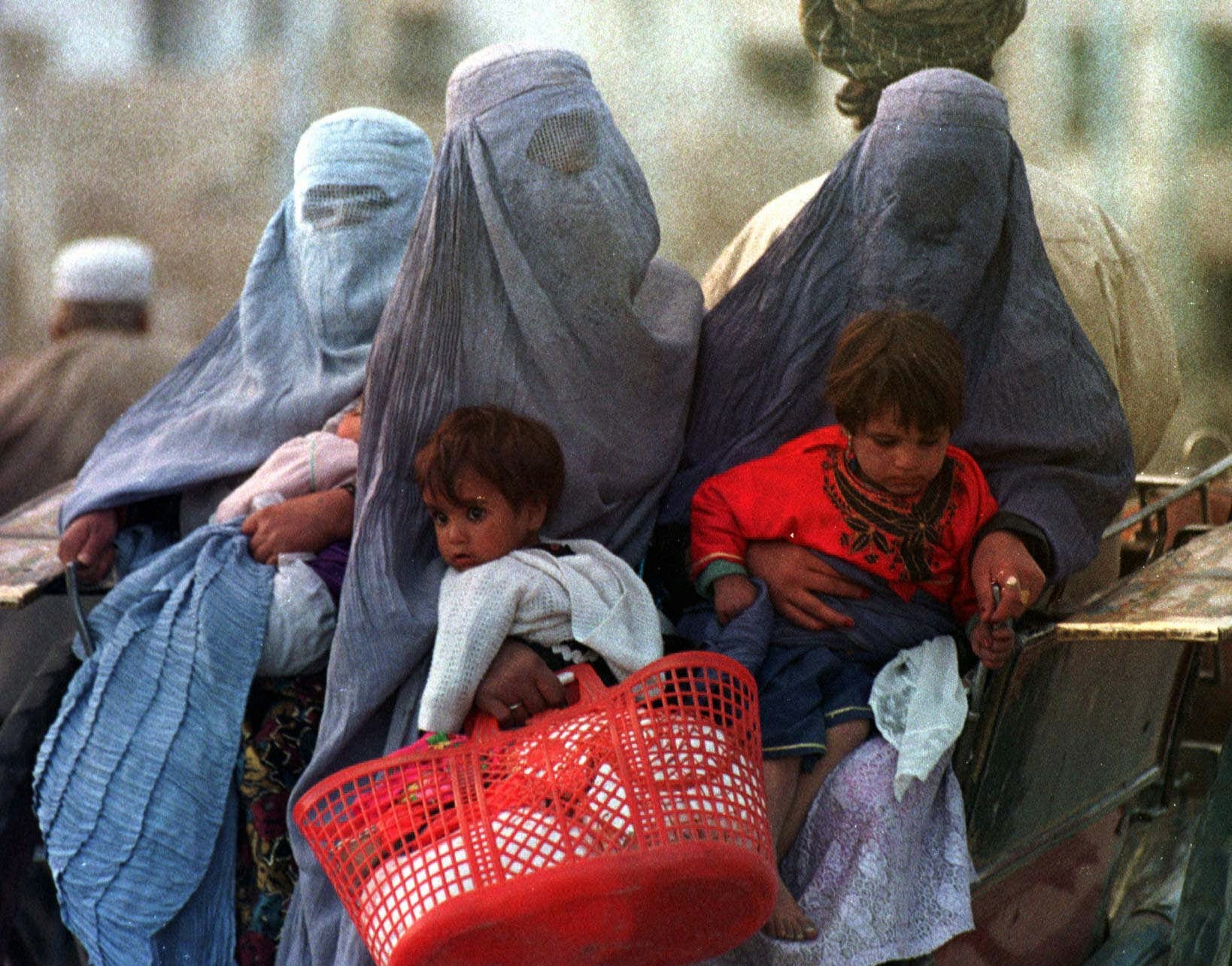Afghan women must be at the table with Taliban to protect our rights