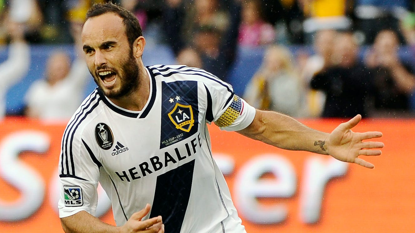 Major League Soccer 25 Greatest Players Of All Time