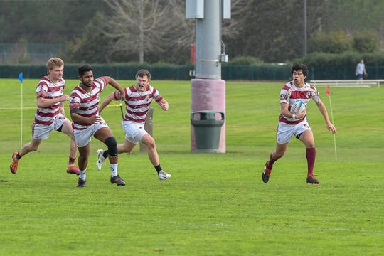 FSU rugby has outscored their opponents 197-43 in their three wins this season.