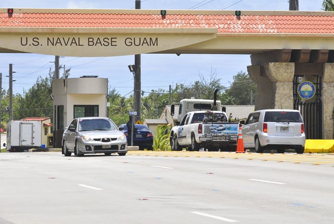 U.S. Naval Base Guam's commissary and all Navy Exchange facilities implemented new operating procedures in response to the COVID-19 cases on Guam.