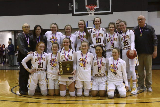 The Berne Union girls are having an historic season. The Rockets won their first-ever district championship and will take a 25-1 record into Thursday's regional semifinal against Beverly Fort Frye at 6 p.m. Thursday at Pickerington North High School.