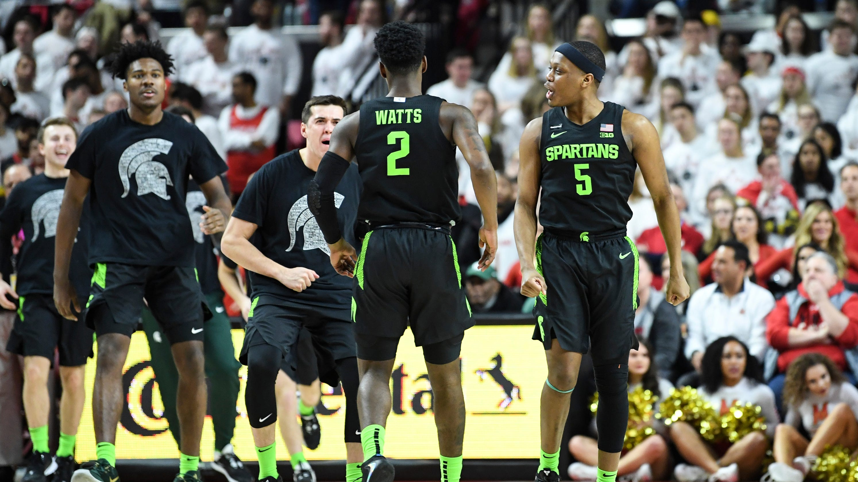 Image result for michigan state spartans basketball