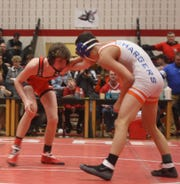 Gallery: Division III sectional wrestling