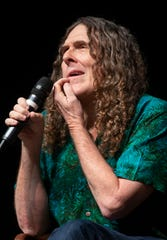Weird Al Yankovic delights a packed house at the Saenger Theatre during Pensacon 2020 Sunday, March 1, 2020.