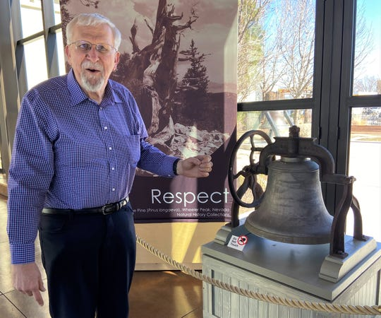 After 43 years of preserving the state's history, Bob Nylen is retiring.