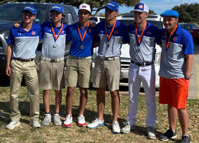 The San Angelo Central High School Bobcats finished second at the San Angelo Boys Golf Classic at San Angelo Country Club on Saturday, Feb. 29, 2020.