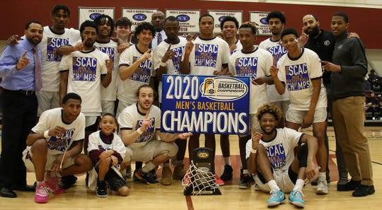 The Centenary Gents won the SCAC men's basketball tournament Sunday and now advance to the NCAA Division III Tournament.