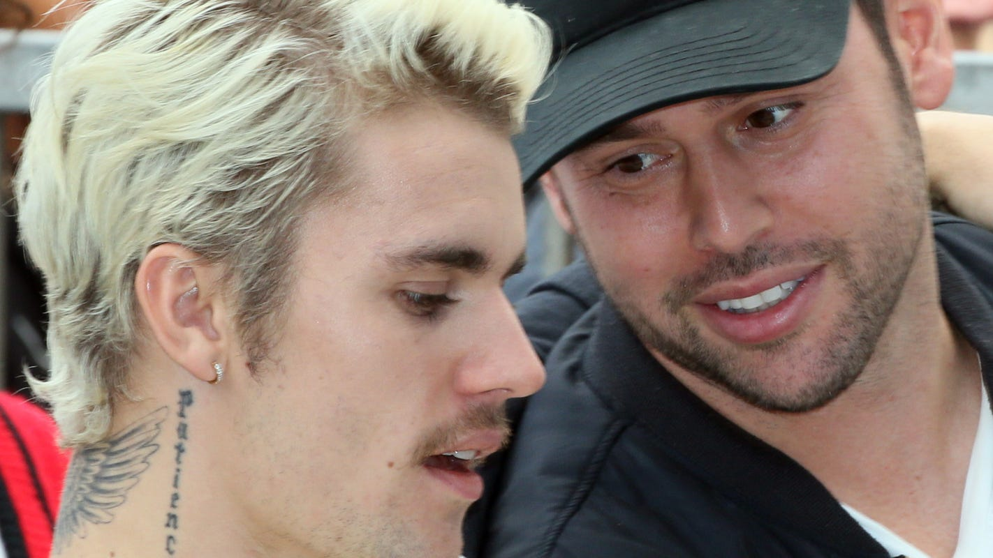 Scooter Braun wishes he would have put Justin Bieber in therapy 'day one' of music career