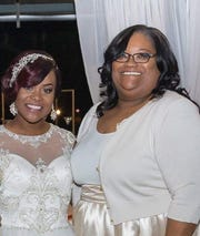 Sharonda Cooper Epps and Verlana Cooper