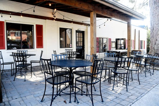 A look at Open Oven Brunch and Bakery in Black Mountain February 28, 2020.