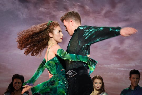 The 'Riverdance' 25th Anniversary Show will stop at the Broome County Forum Theatre this weekend.