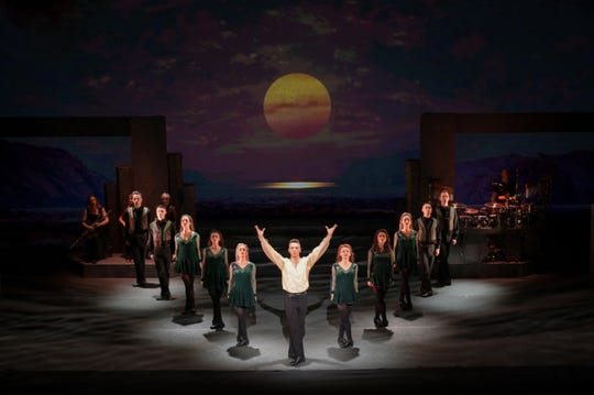 "The ""Riverdance"" 25th anniversary show will stop at the Broome County Forum Theatre on Saturday and Sunday."