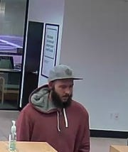 West Melbourne police say bank robbery suspect told teller 'love you' before leaving