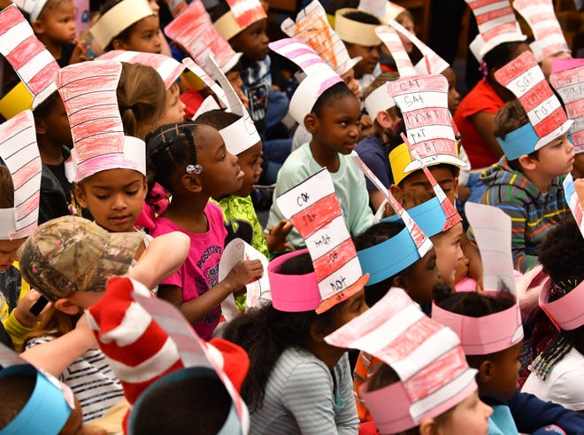 Each year schools around Brevard County and the country celebrate Read Across America Day while celebrating the birthday of Dr. Seuss.