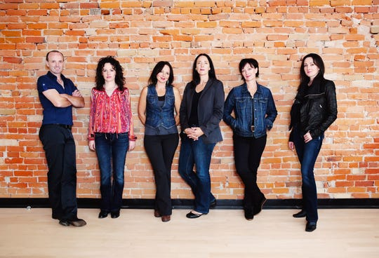 The Canadian group Leahy plays March 7 at the Barre Opera House.