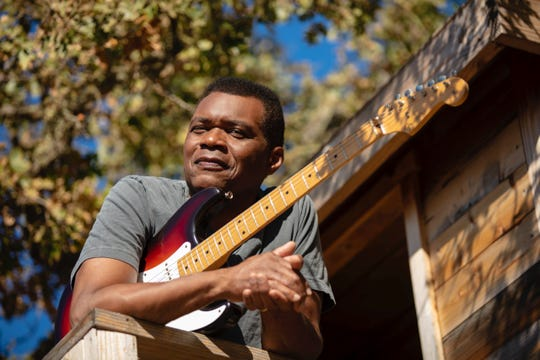 Blues guitarist Robert Cray and his band play the Flynn Center on March 6.