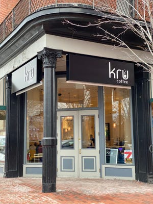 Kru Coffee opens on the corner of Church and Pearl Streets