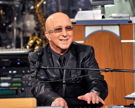 Paul Shaffer plays with the Cincinnati Pops this weekend.