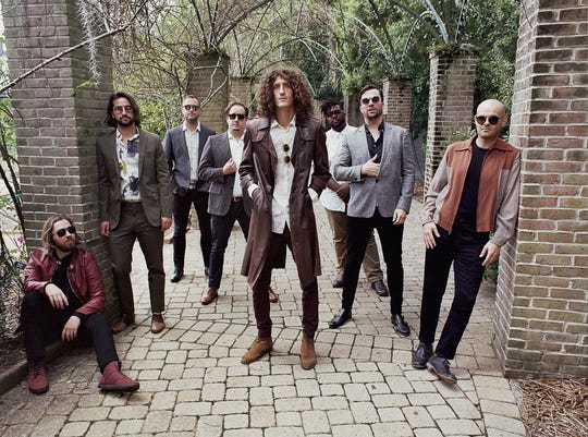 The Revivalists' new EP was recorded in Muscle Shoals, Ala.