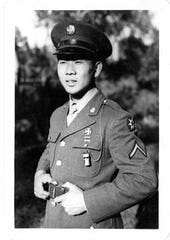 Engineer Robert Taenaka grew up in Los Angeles. His father Toshikuni Taenaka, a grocer, served in the U.S. Army from 1942-1948 in the Military Intelligence Service. An an Army translator during the occupation of Japan, discharged as a second lieutenant, the father told his son of seeing General Douglas MacArthur frequently during World War II.