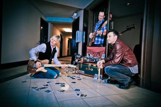 The Steve Taylor Three celebrates its third album with a show Saturday at Dixie Moon Saloon in Royal Oak.