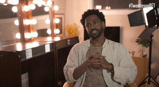 "Big Sean talks about his role on ""Twenties."""