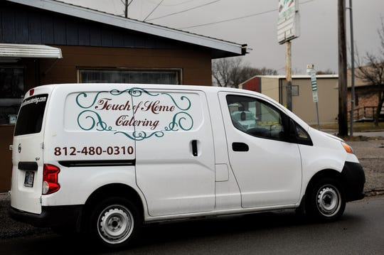 Touch of Home Catering in Mount Vernon caters events and also offers take-home dinners Monday - Thursday.