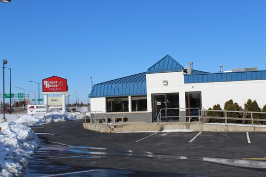 The former Burger House 41 building at 1860 W. Mason St. would be demolished and replaced with a Popeye's Louisiana Kitchen according to plans submitted to the city of Green Bay.