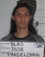 Jose Pangelinan Blas