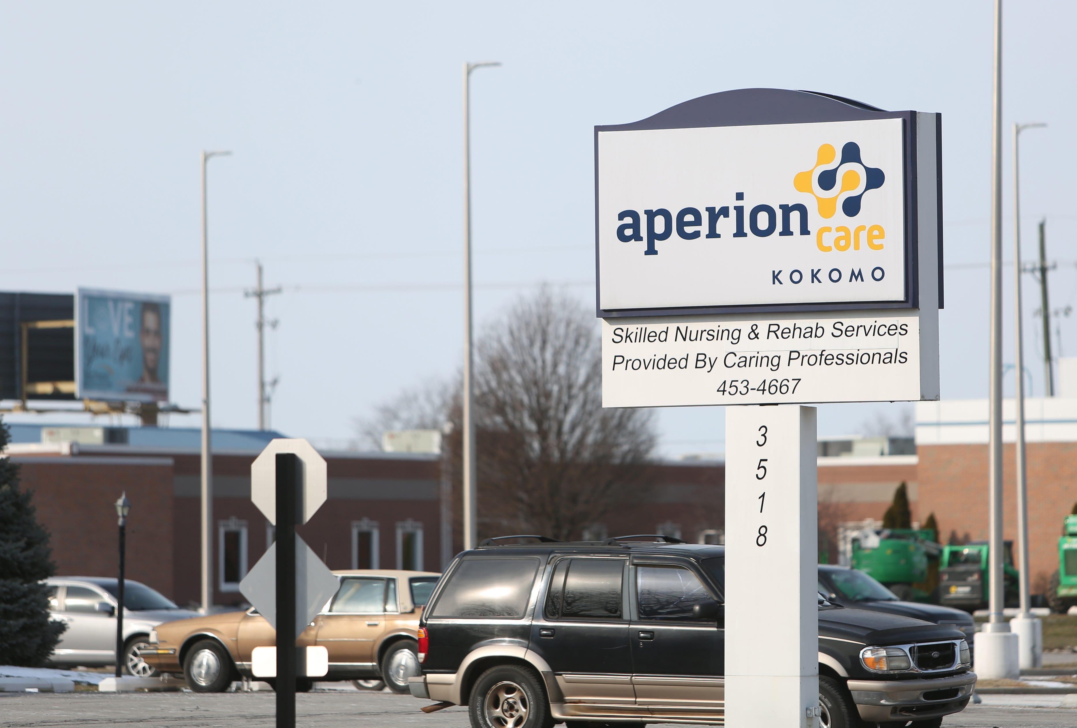 Inspectors with the Indiana State Department of Health recently cited Aperion Care Kokomo nursing home with more than 40 deficiencies — five times the national average.