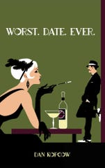 """Dan Kopcow will visit Buffalo Street Books for the launch of his new book, """"Worst. Date. Ever,"""" a collection of fiction short stories, on Saturday."""