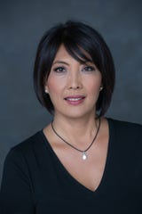 Writer and activist M. Evelina Galang will speak at Cornell University on Thursday, March 12.