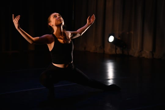 The student dancers of the Cornell University Department of Performing and Media Arts will present their annual Locally Grown Dance.