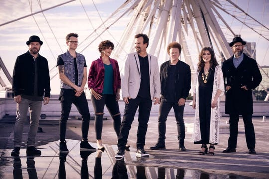 Casting Crowns, at Purdue's Elliott Hall of Music March 5